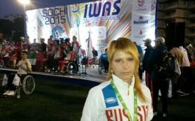 Смоленская тхэквондистка завоевала серебро на всемирных играх в Сочи