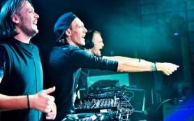 Swanky Tunes отметят свой День рождения в Смоленске