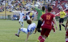 Смоленский «Днепр» одержал вторую победу в этом сезоне