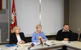 В Смоленске прошёл брифинг по актуальным вопросам капитального ремонта