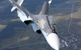 В Смоленскую область вернулись боевые самолеты