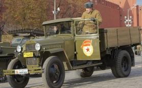 Участвовавшая в боях под Смоленском техника проедет по Красной площади