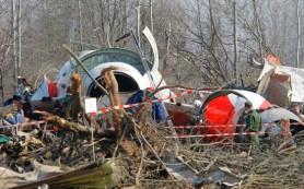 Польша пришлет специалистов в Смоленск для подтверждения версии о взрыве