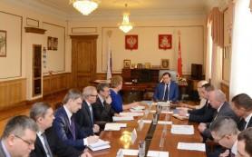Островский пообещал помочь деньгами Смоленску