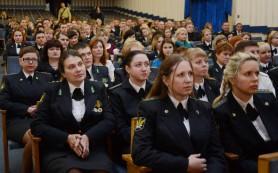 На Смоленщине отметили 150-летие образования института судебных приставов в России