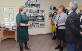 В усадьбе-музее М.И. Глинки в Новоспасском открылся концертно-выставочный Центр