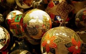 В Смоленске откроется необычная выставка елочных игрушек