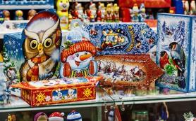 Сладкие новогодние подарки дорожают в Смоленске