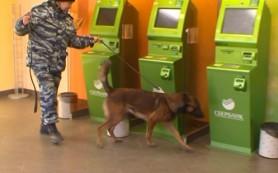 В Смоленске прошли совместные учения полиции и службы инкассации Сбербанка