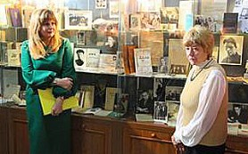 В Смоленском госуниверситете вновь открылся литературный музей
