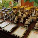 В Смоленске наградили лучших спортсменов