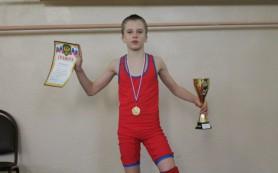 Смолянин взял бронзу на международном турнире по борьбе в Калининграде