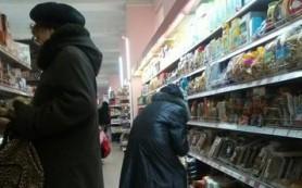 В центре Смоленска закрылся популярный гастроном