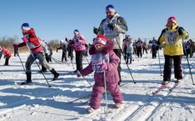 «Лыжня России» стартует в Смоленске 14 февраля