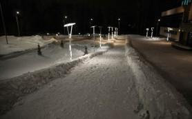 Дворец спорта «Юбилейный» приглашает смолян прокатиться на самой длинной ледяной горке в Смоленске!