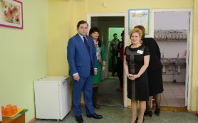 В Вязьме открыли «Школу приемных родителей»