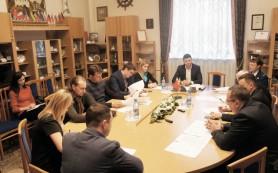 В Смоленске состоялось заседание комиссии по перспективному развитию города