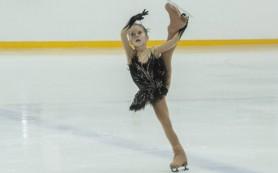 В Смоленске прошли соревнования по фигурному катанию