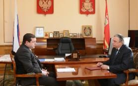 Администрация области выделит средства на замену участка теплосети под Смоленском