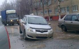 Смоленские дороги стали опасными