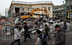 В Смоленске по примеру Москвы демонтируют ларьки и палатки