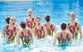 Всероссийские соревнования по синхронному плаванию проходят в Смоленске