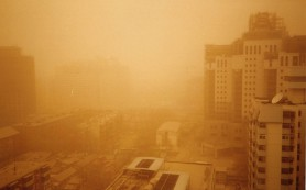 Выбросы вредных веществ не рассеиваются в воздухе над Смоленском