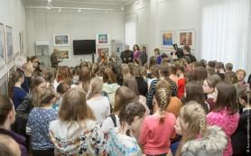 В Смоленске открылась выставка «Гагаринская весна-2016″