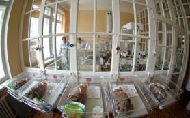 Перинатальный центр откроют к декабрю
