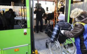 Новый троллейбус с пандусами выйдет в Смоленске на линию в конце апреля