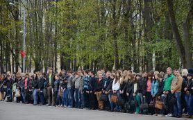 Студенты Смоленска отправились на сельскохозяйственные работы