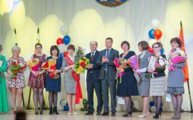 В Смоленской области наградили победителей конкурса «Учитель года»