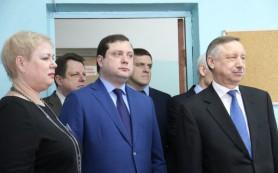 Под Смоленском школьники попросили у главы региона спортивную площадку