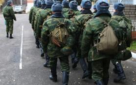 В Смоленске количество желающих служить в армии превышает план по призыву