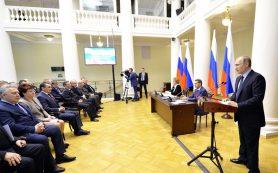 Президент России дал высокую оценку работе смолян по патриотическому воспитанию молодёжи