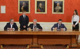 Подписано Соглашение между Администрацией Смоленской области и Правительством Москвы