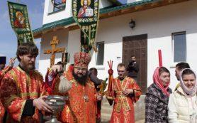 В Смоленске освятили новый храм