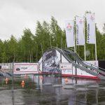 В Смоленске открылся первый Mitsubishi Off-road Park