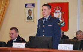 Нового начальника УФСИН представили в Смоленске