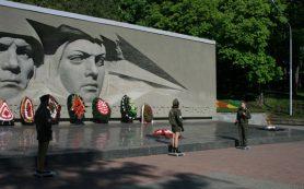В Ставрополе заложили капсулу со смоленской землей