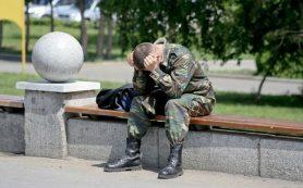 Трое солдат-срочников из воинской части Смоленской области задержаны за издевательства над сослуживцами