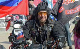 Мотопробег «Ночных волков» прошел в Смоленске