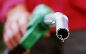 В Смоленске повысились оптовые цены на бензин