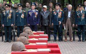 В Смоленске состоялась акция «Дорога домой»