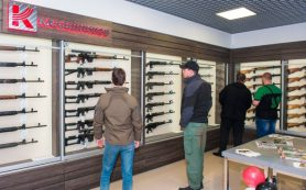 В Смоленске будут торговать «Калашниковыми»