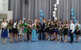 Смоленский выпускник Роман Збруев получил медаль шестью бриллиантами