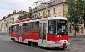 Новые трамваи едут в Смоленск