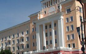 Полиция опровергла слухи об обстреле бывшей гостиницы «Смоленск»