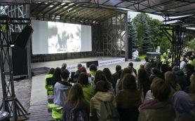В Лопатинском саду заработает летний кинотеатр