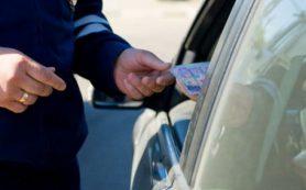 В Смоленске задержали водителя с правами умершего